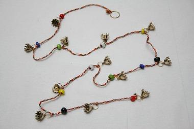 Glöckchenband - klein, Artikelnummer: 53010_1