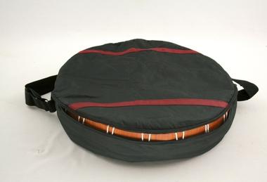 Nylon Tasche für Rahmentrommel+Ocean Drum - D43cm + 53cm, Artikelnummer: bag04