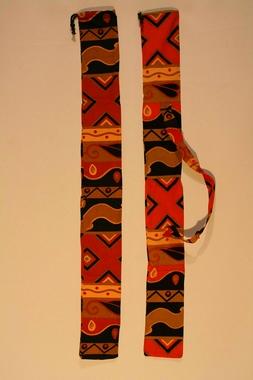 Didgeridoo-Tasche - nicht gepolstert - 1,20m - Durchmesser 8cm - für z.B. Bambus Didge, Artikelnummer: dt-simple2