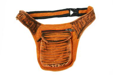 Gürtel- oder Hüfttasche - cuttings - Farbe: orange, Artikelnummer: 44013a